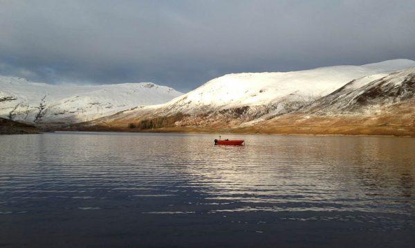 Loch and Daimh, Glenlyon