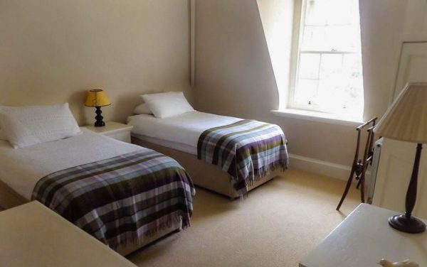 gatehouse self catering bedroom